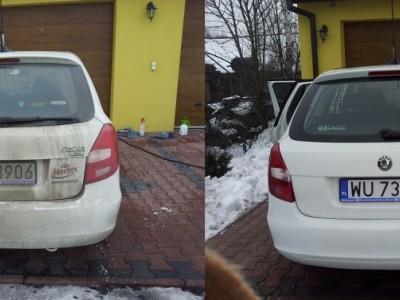 Czyszczenie samochodu 10